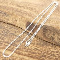 silver925 チェーン cl60/4c cut azuki chain necklace (カット アズキ チェーン ネックレス) シルバー925